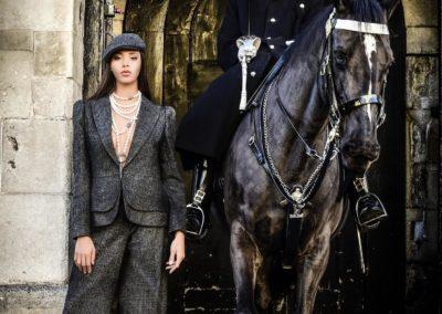 Club de l elegance - British look - London - Elianas - Sarah - 2