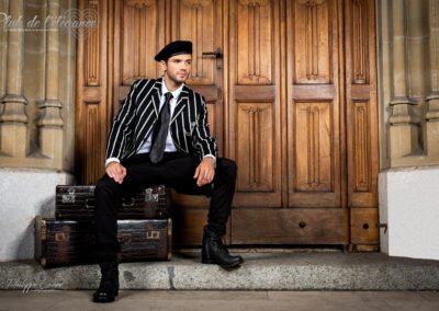 Club de l elegance - British look - Renomdon - Raphael 3