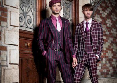 Club de l elegance - Renomdon - British look - Elianas - Raphael et Tim