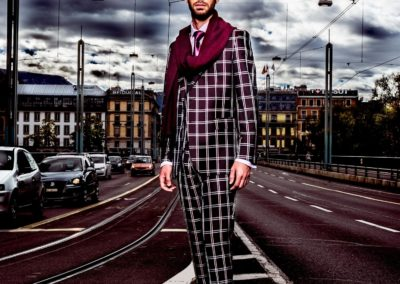 Club de l elegance - Renomdon - British look - Elianas - Tim