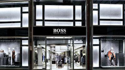 hugo boss shop geneva