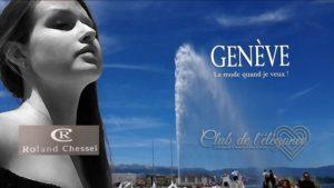 la mode quand je veux #Genève avec Roland Chessel