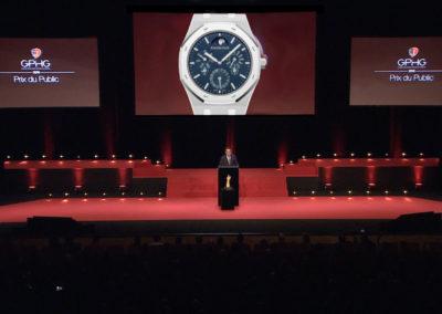 Palmarès-2019-du-Grand-Prix-d'Horlogerie-de-Genève-GPHG-2019-PRIX-DE-L'AIGUILLE-D'OR---Audemars-Piguet---Royal-Oak